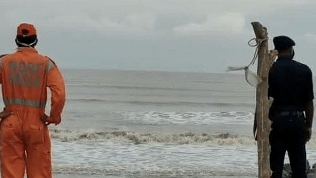 Nisarga's landfall to be rare-of-the-rarest event: Experts