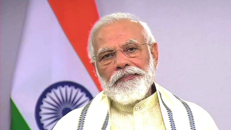 PM Modi announces extension of free ration scheme till Nov; says Govt working on 'one nation, one ration card'