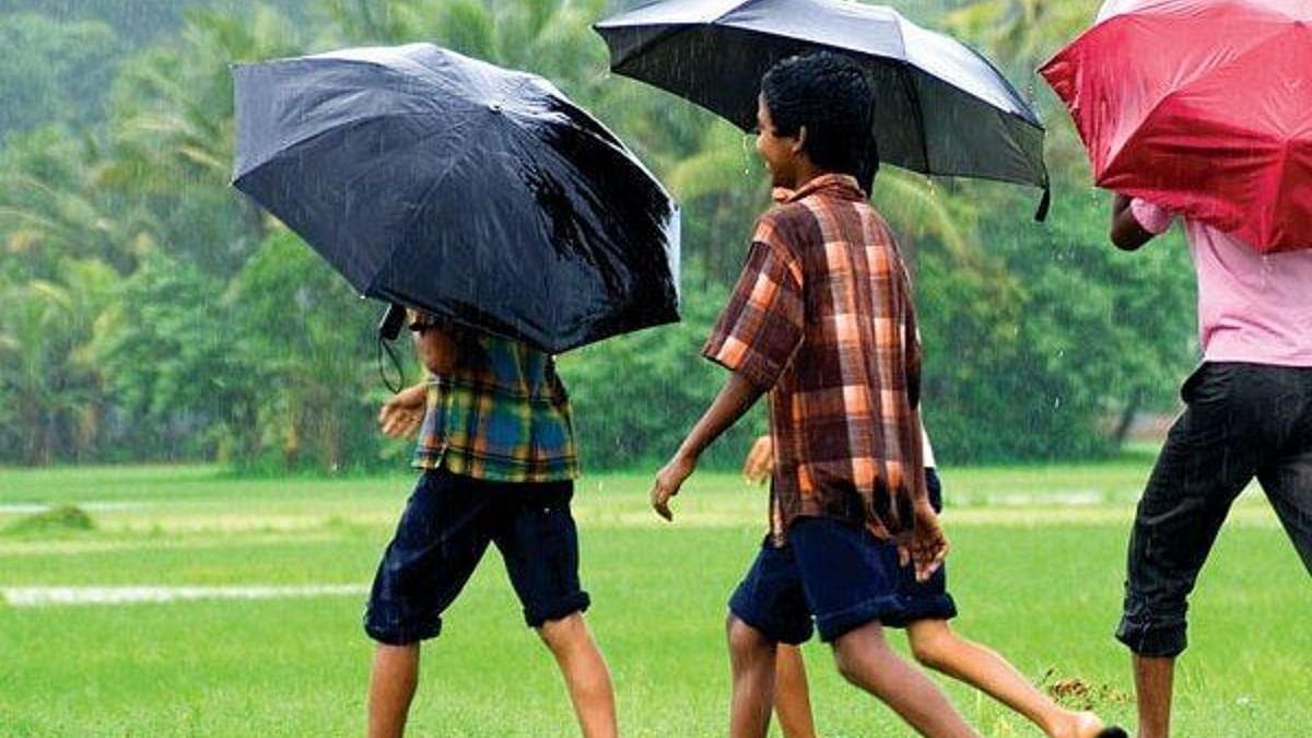 Monsoon enters Karnataka with widespread rain