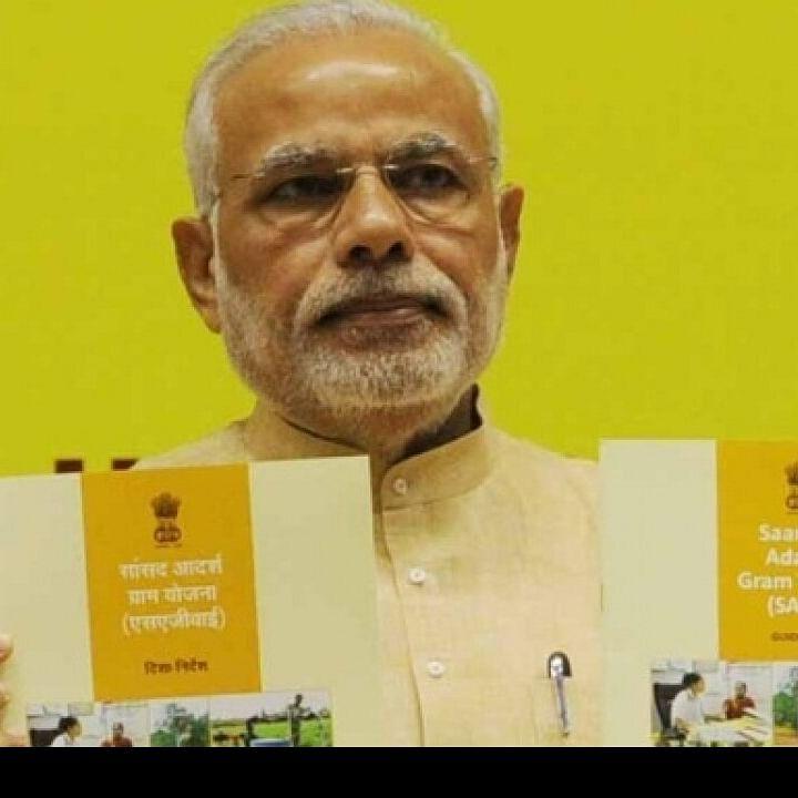 Scroll journalist booked, but Modi govt's own survey says Adarsh Gram Yojana failed to achieve purpose