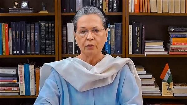 If China hasn't occupied territory as claimed by PM Modi, why were our 20 soldiers martyred, asks Sonia Gandhi