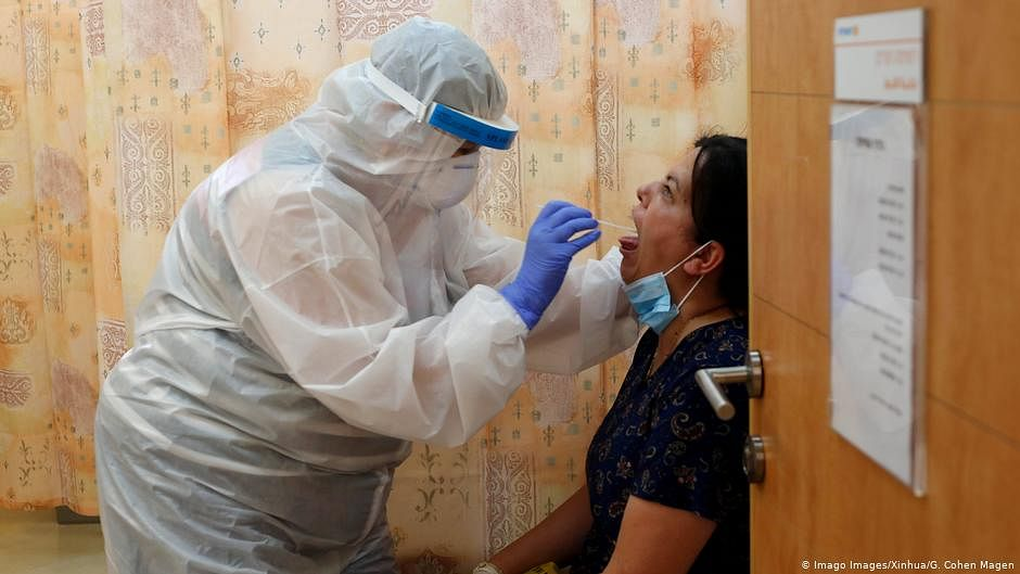 WHO reports largest single-day increase in coronavirus cases