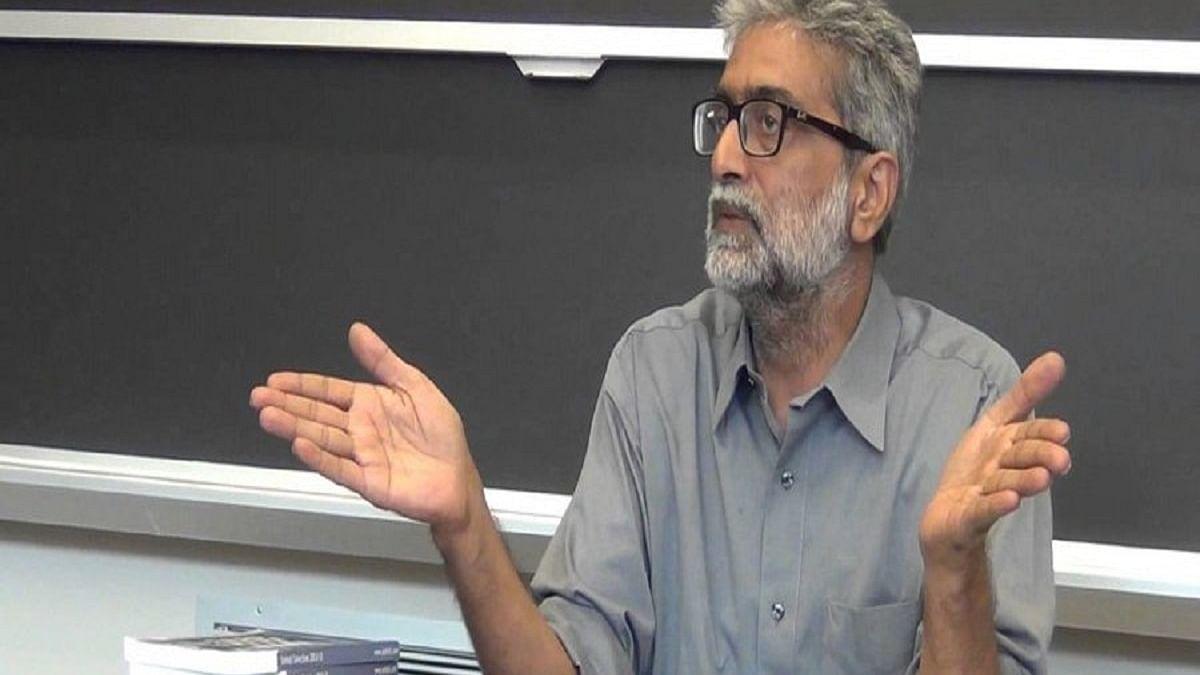 Civil rights activist Gautam Navlakha (Photo Courtesy: Twitter)