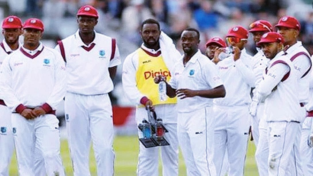 Three Windies players refuse to travel for England series: Report
