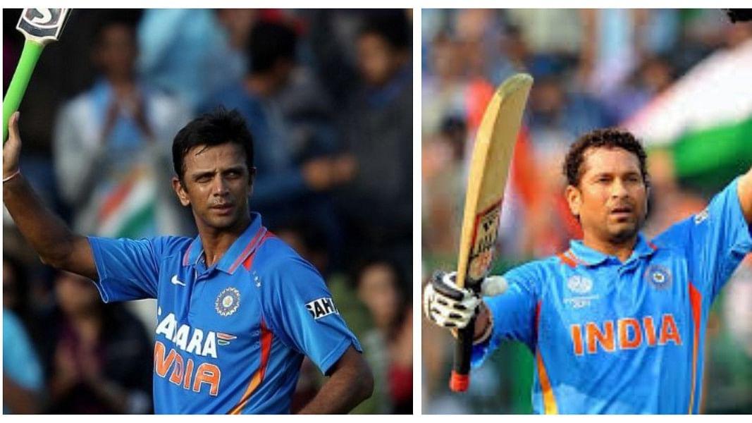 Dravid beats Tendulkar in Wisden India's poll