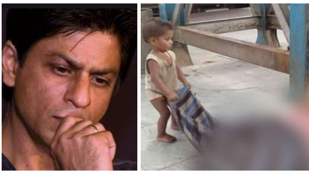 Shah Rukh's foundation comes to the rescue of toddler in Muzaffarpur station video