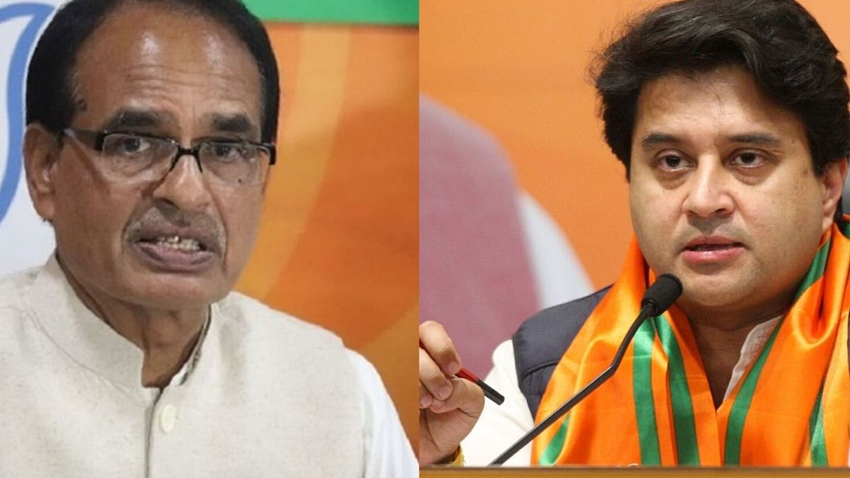 Ahead of MP assembly by-polls, leaked audio clips of Chouhan, Scindia and ex-minister put BJP in a spot