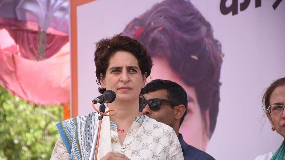 Lord Ram stands for unity and welfare of all: Priyanka's message ahead of 'Bhoomi pujan'