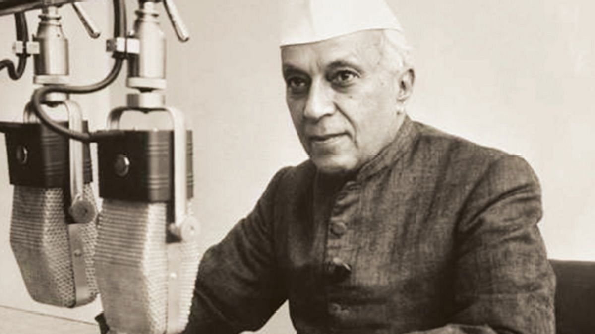 Jawaharlal Nehru on fascism, cyclones and poverty in a speech in 1936
