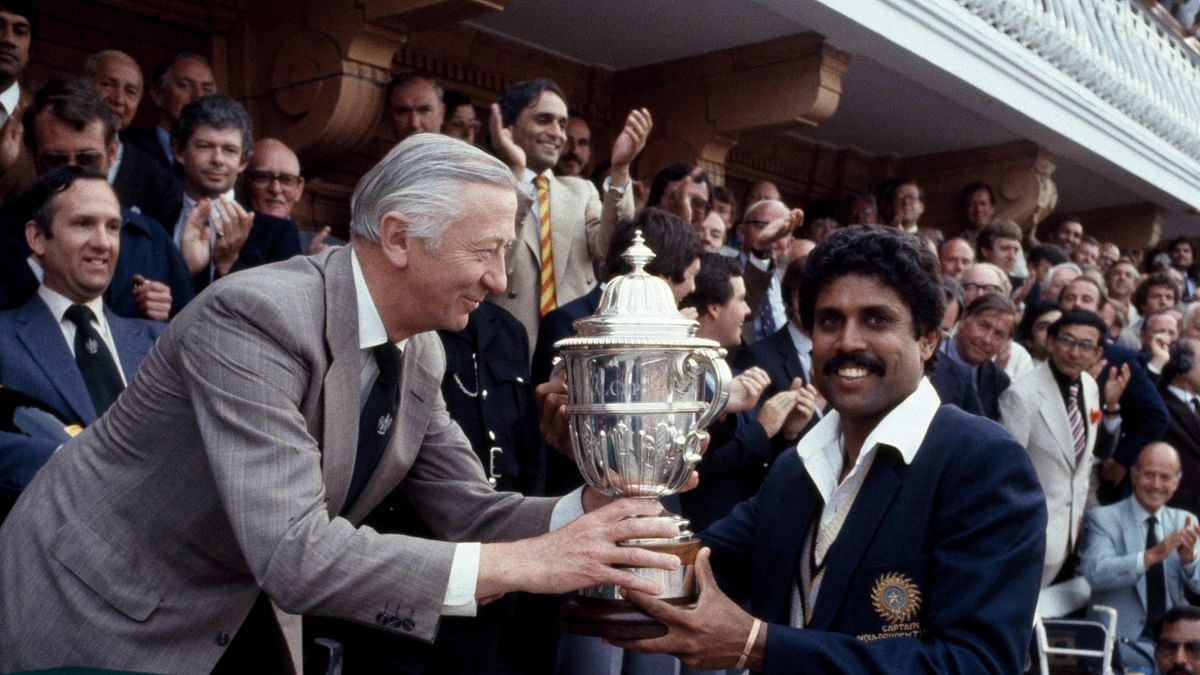 1983 World Cup: Tributes pour in for Kapil's Devils on 37th anniversary