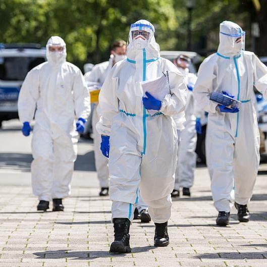 COVID: Living in lockdown in Germany's Verl