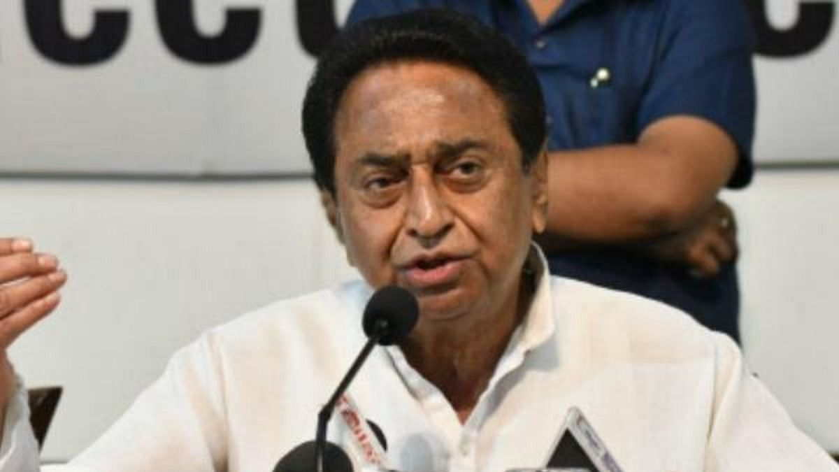 MP bypolls: Removal of Kamal Nath's star campaigner status by EC 'unfair', says Cong MP; Nath goes to SC
