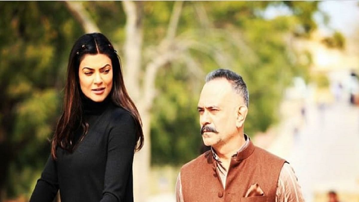'Aarya' actor Manish Chaudhari applauds his co-star Sushmita Sen and director Ram Madhvani