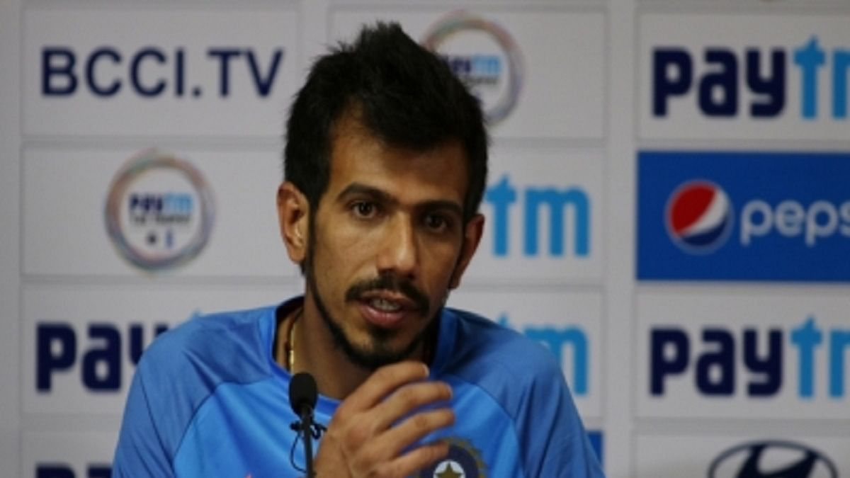 Yuzvendra Chahal (Photo Courtesy: IANS)