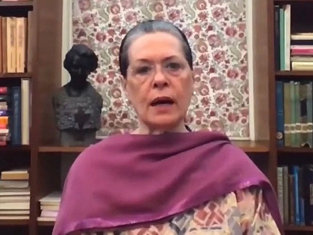 Congress President Sonia Gandhi joins #SpeakUpAgainstFuelHike campaign, demands rollback in fuel price hike