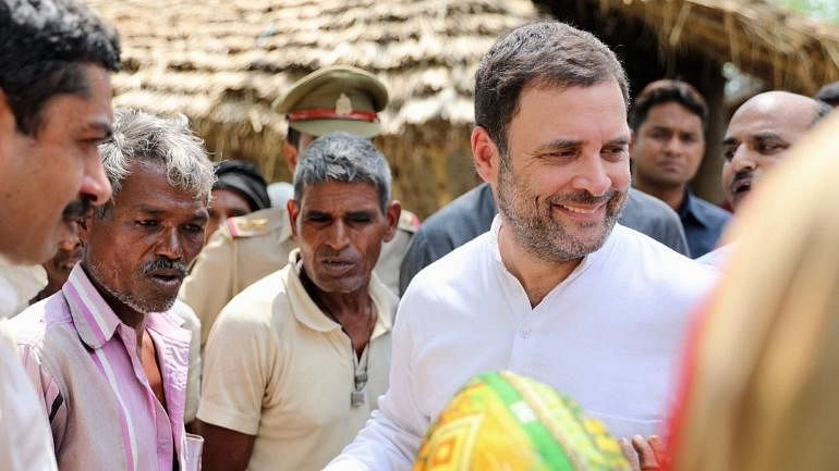 Amethi finds a friend indeed