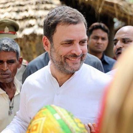 Congress leader Rahul Gandhi (Photo: Twitter/Congress)