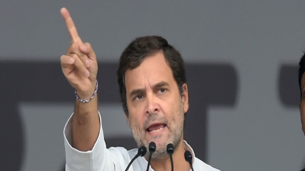 Modi Govt's apathy & arrogance have claimed lives of over 60 farmers, says Rahul Gandhi
