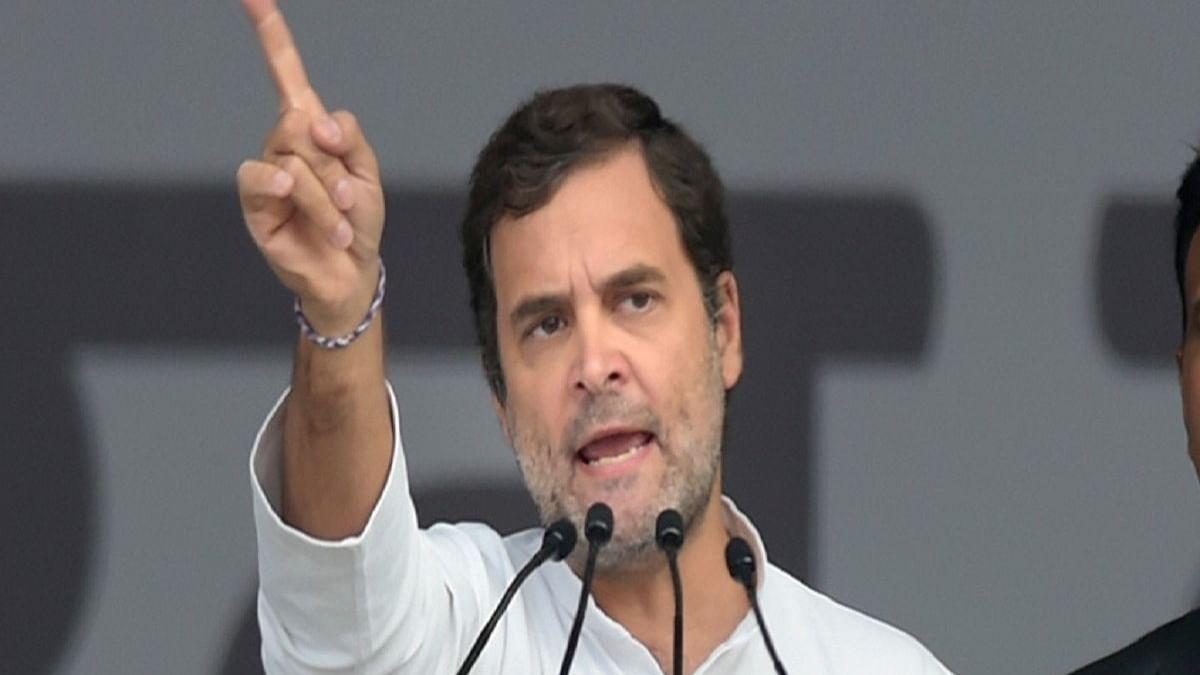 New farm laws a dagger through farmers' hearts: Rahul Gandhi
