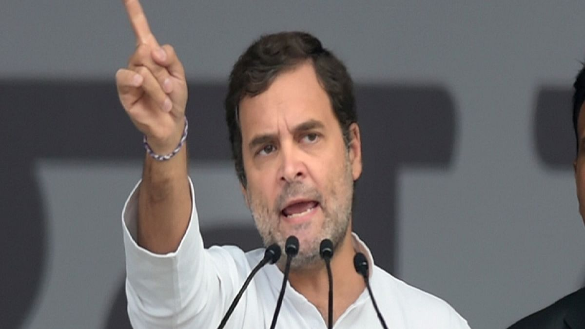 New farm laws enacted by Centre will weaken the nation's foundation: Rahul Gandhi