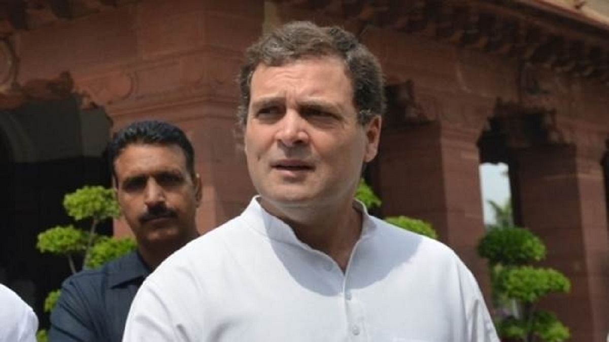 Hope PM Modi will accept Manmohan Singh's advice: Rahul Gandhi