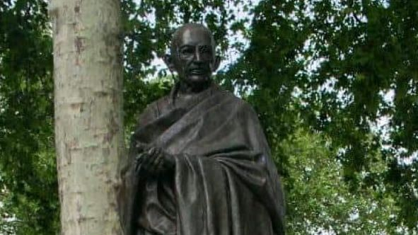Mahatma Gandhi's statue in Amsterdam vandalised: reports