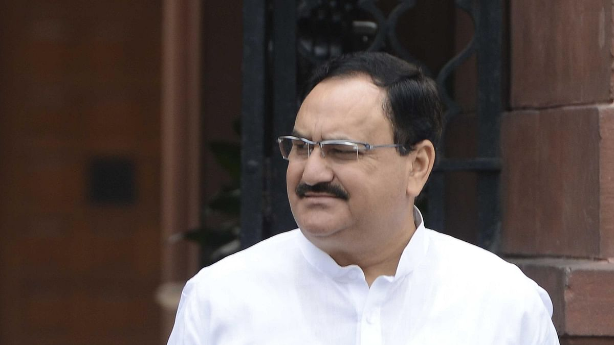 Even JP Nadda's bombast cannot hide the Government's incompetence