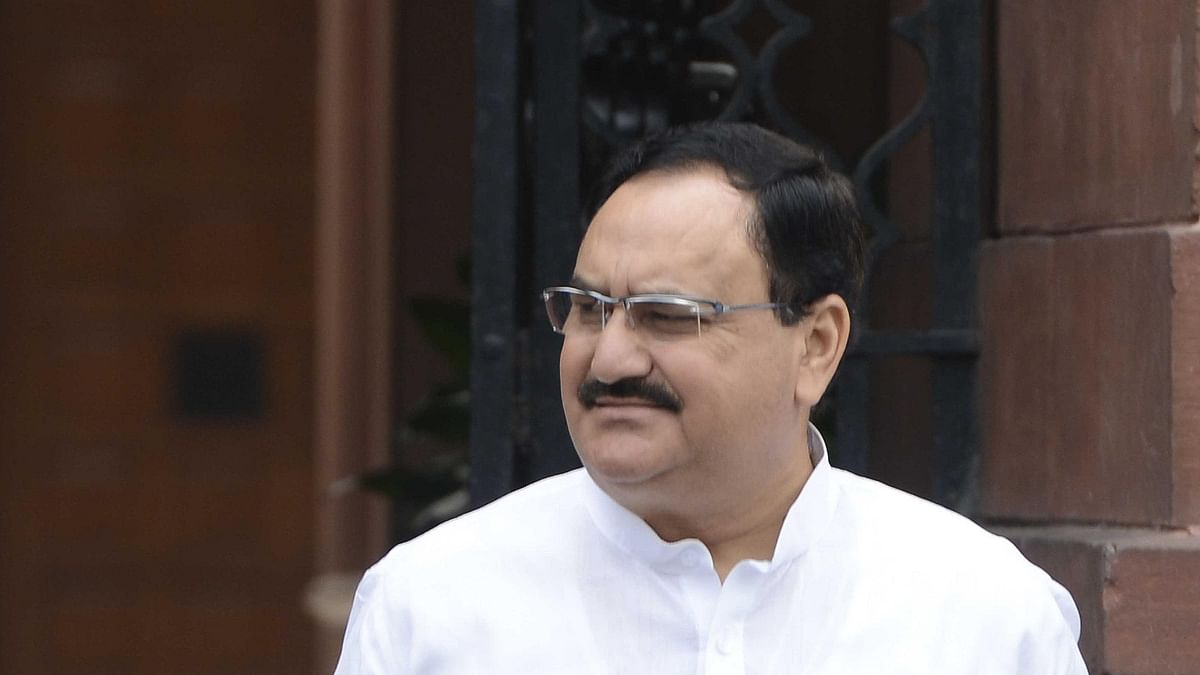 BJP National President JP Nadda (Photo Courtesy: IANS)
