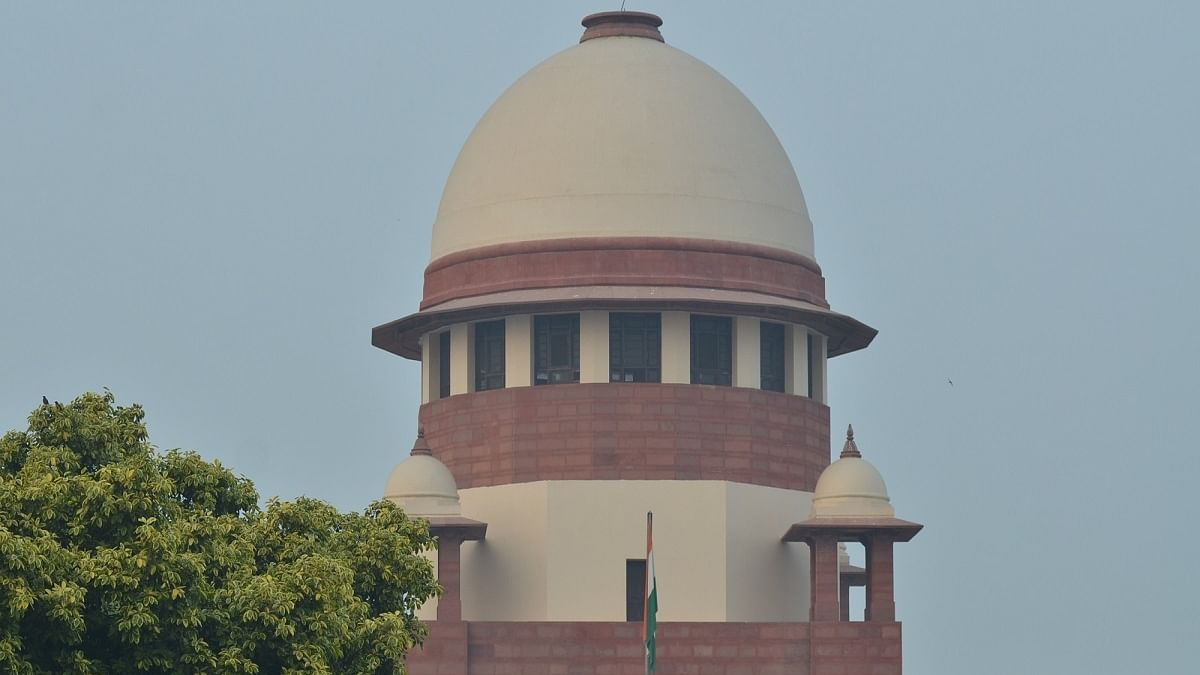 SC dismisses plea seeking President's rule in UP for 'breakdown of law and order'