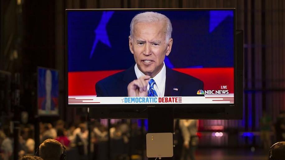 Joe Biden says he's had intel briefings, warns of vote meddling