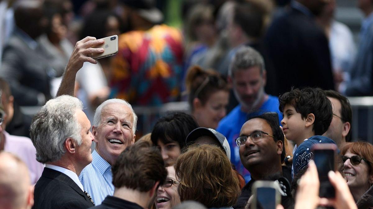 Biden won't hold campaign rallies amid COVID-19 pandemic