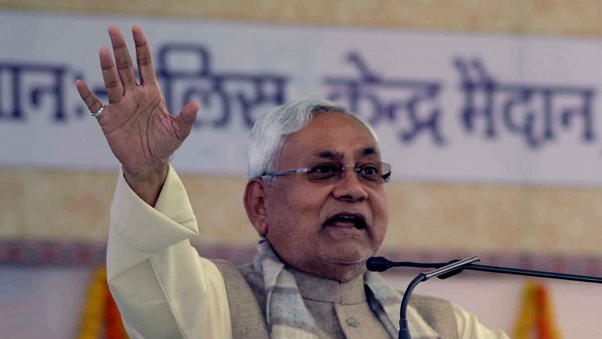 Move to ban criticism of govt functionaries a reflection of Nitish Kumar's growing frustration with BJP?