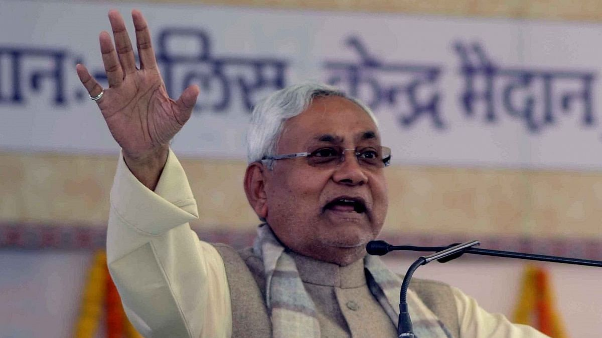 Nitish plays another political gamble by appointing new JD-U chief