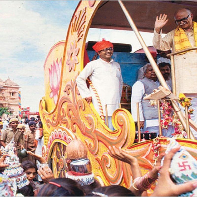 Lal Krishna Advani (Representative Image)