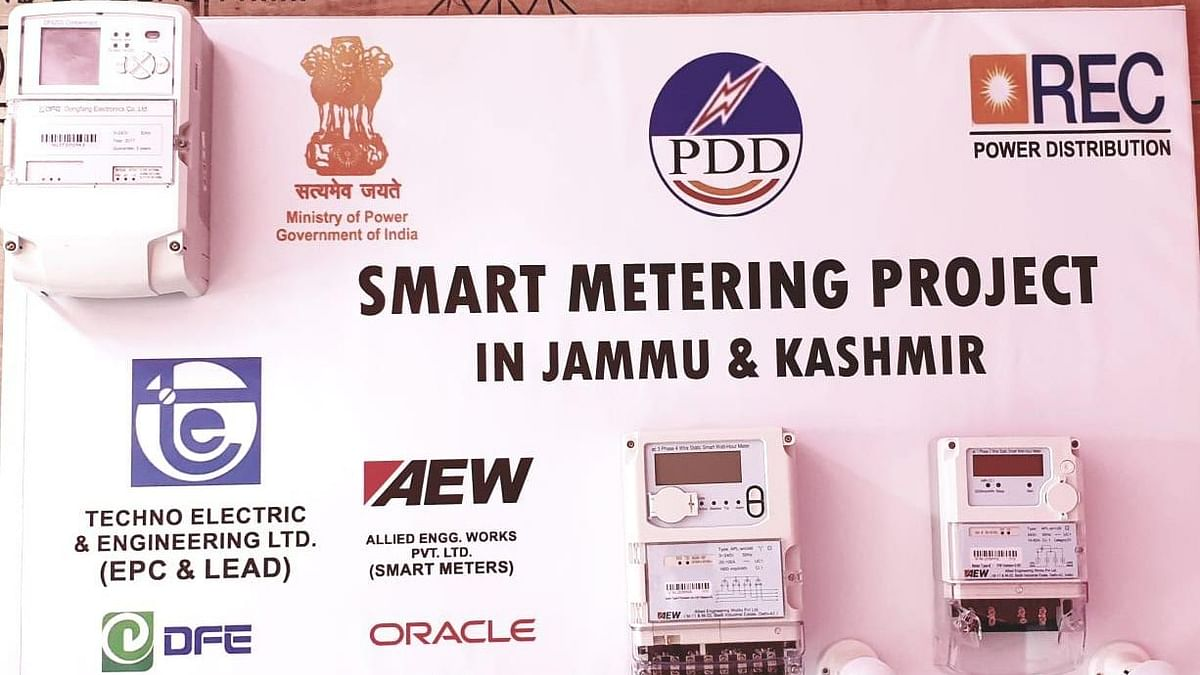 Meter installation work in J&K: Is Modi govt facilitating backdoor entry for Chinese company, asks Congress
