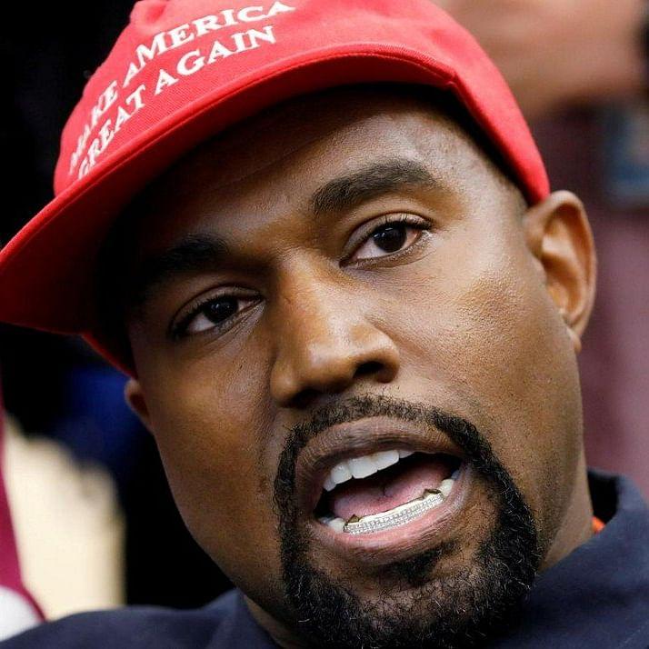 Kanye West (Photo courtesy- Twitter)