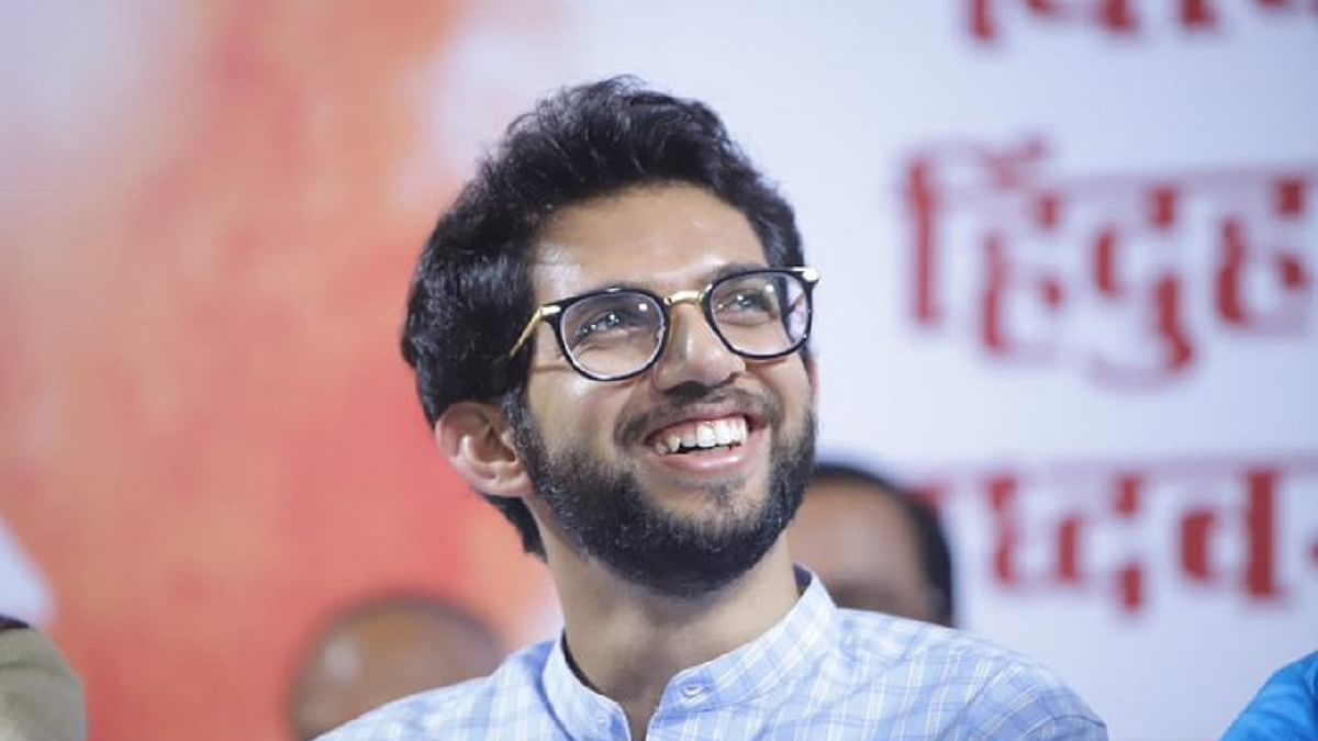 Maharashtra Cabinet Minister and Yuva Sena President Aditya Thackeray (IANS Photo)