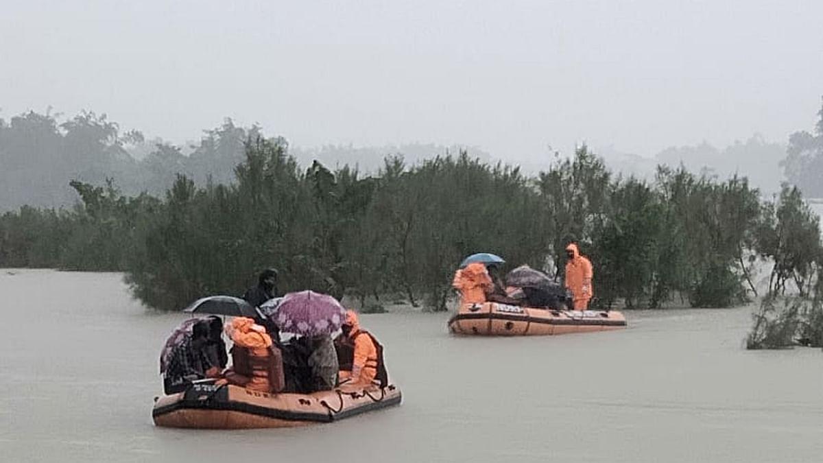 Marginal improvement in flood situation in Assam