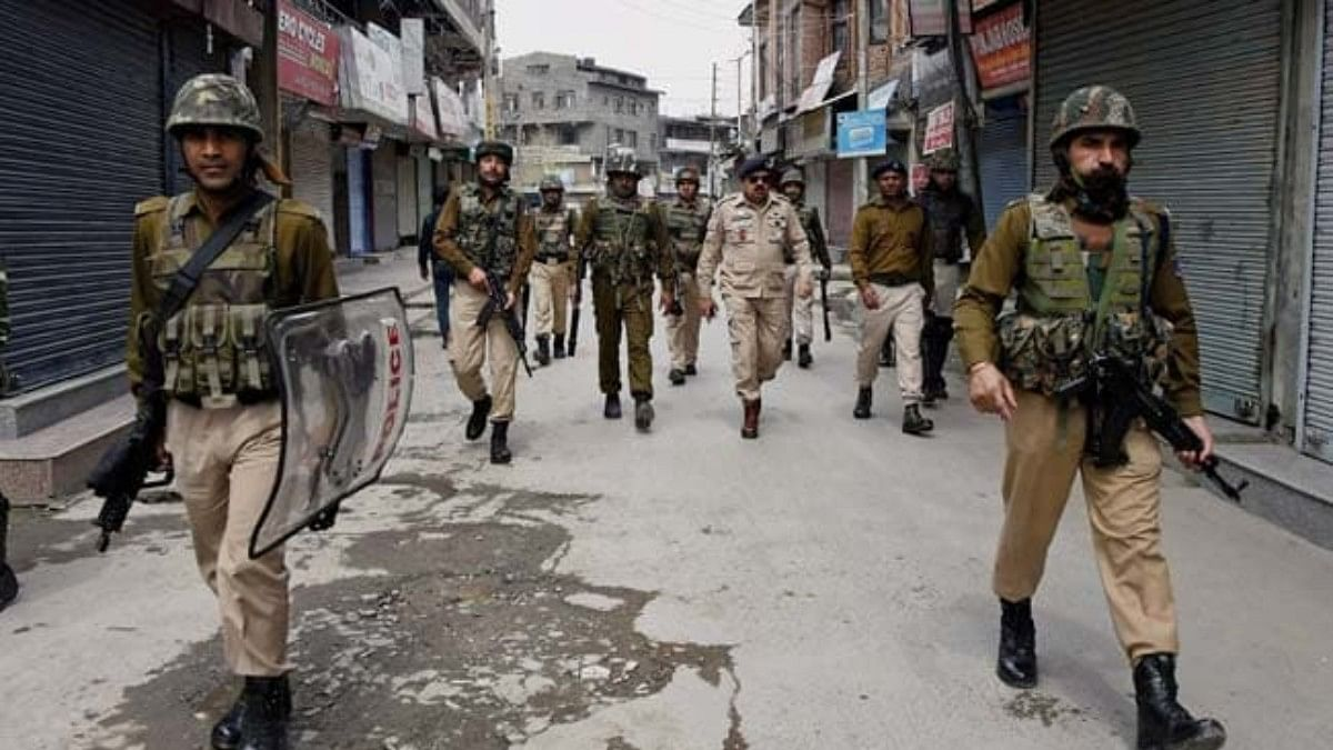 J&K rejects claims on expansion of 'strategic areas'