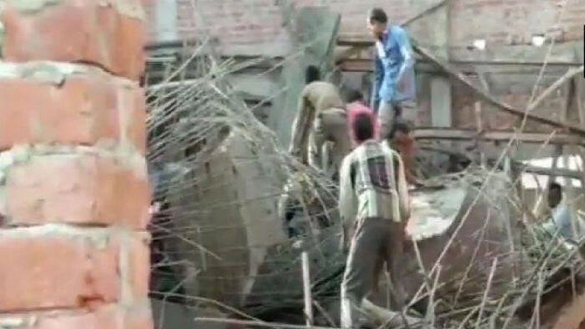 Wall collapses in Shahjahanpur, UP, five killed
