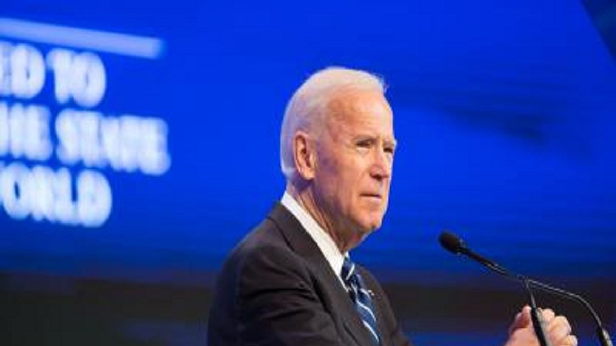 Trump's handling of COVID-19 pandemic 'erratic' just like his presidency: Biden