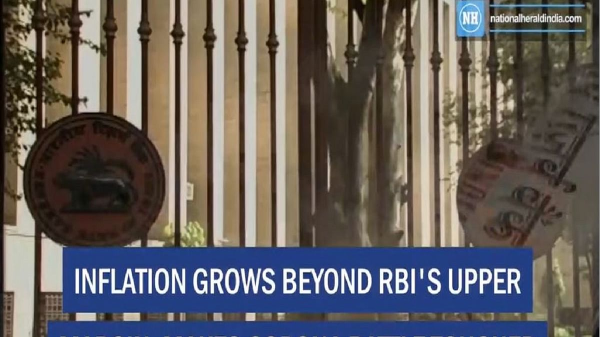 Inflation grows beyond RBI's upper margin, makes corona battle tougher