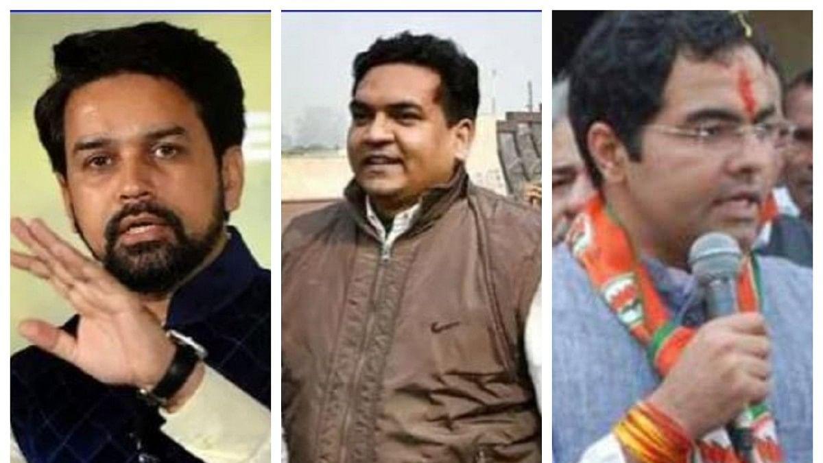 Delhi riots: No evidence to indicate role of Kapil Mishra, Anurag Thakur, Parvesh Verma, police tells Delhi HC