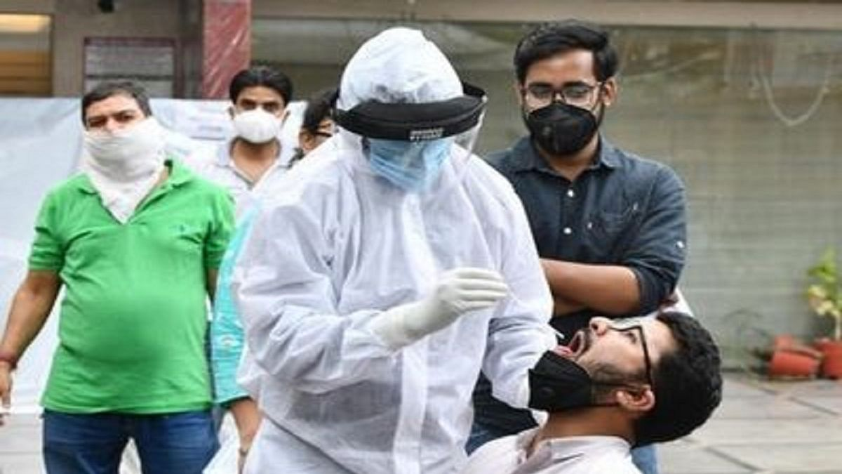 India records 1.32 lakh cases, 2,713 COVID deaths