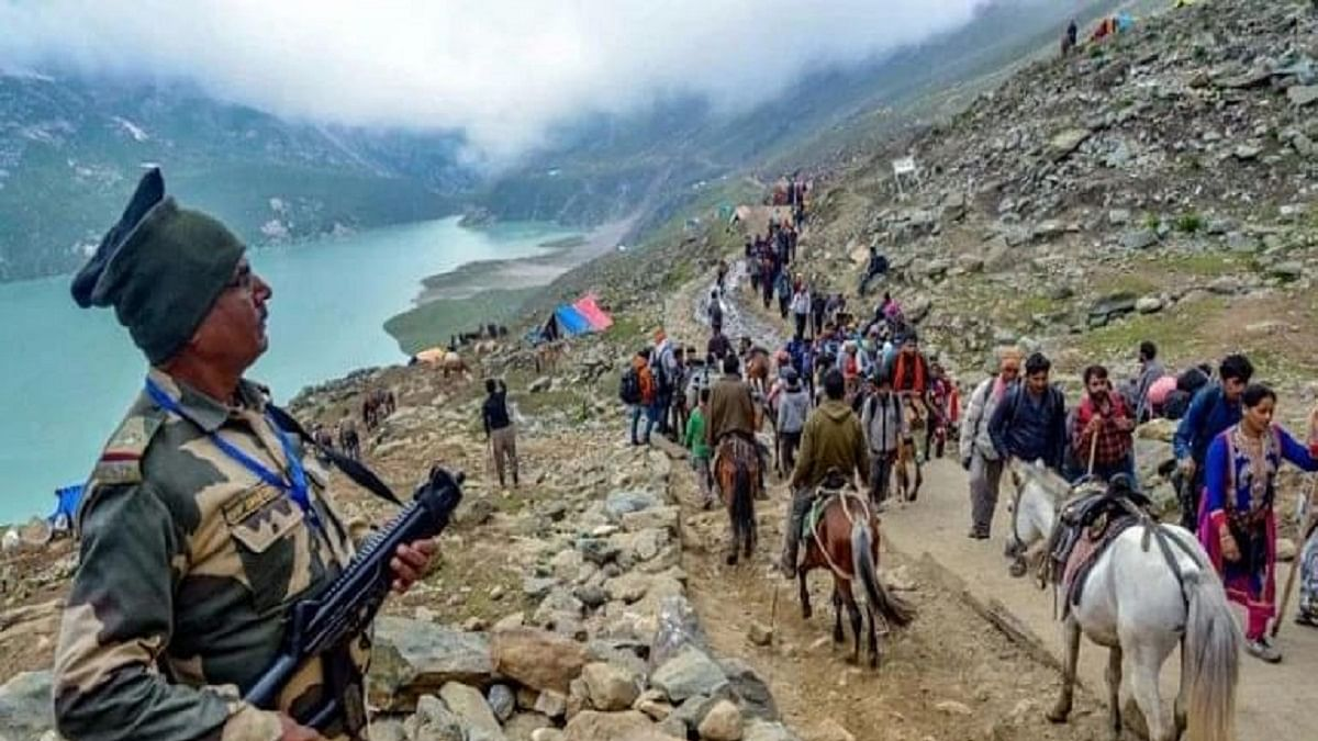 Terrorists planning to target Amarnath Yatra: Indian Army