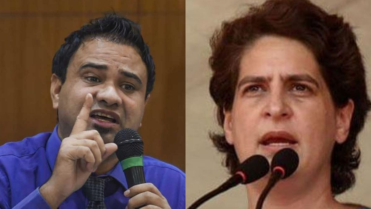 Priyanka Gandhi writes to Yogi, demands release of Kafeel Khan