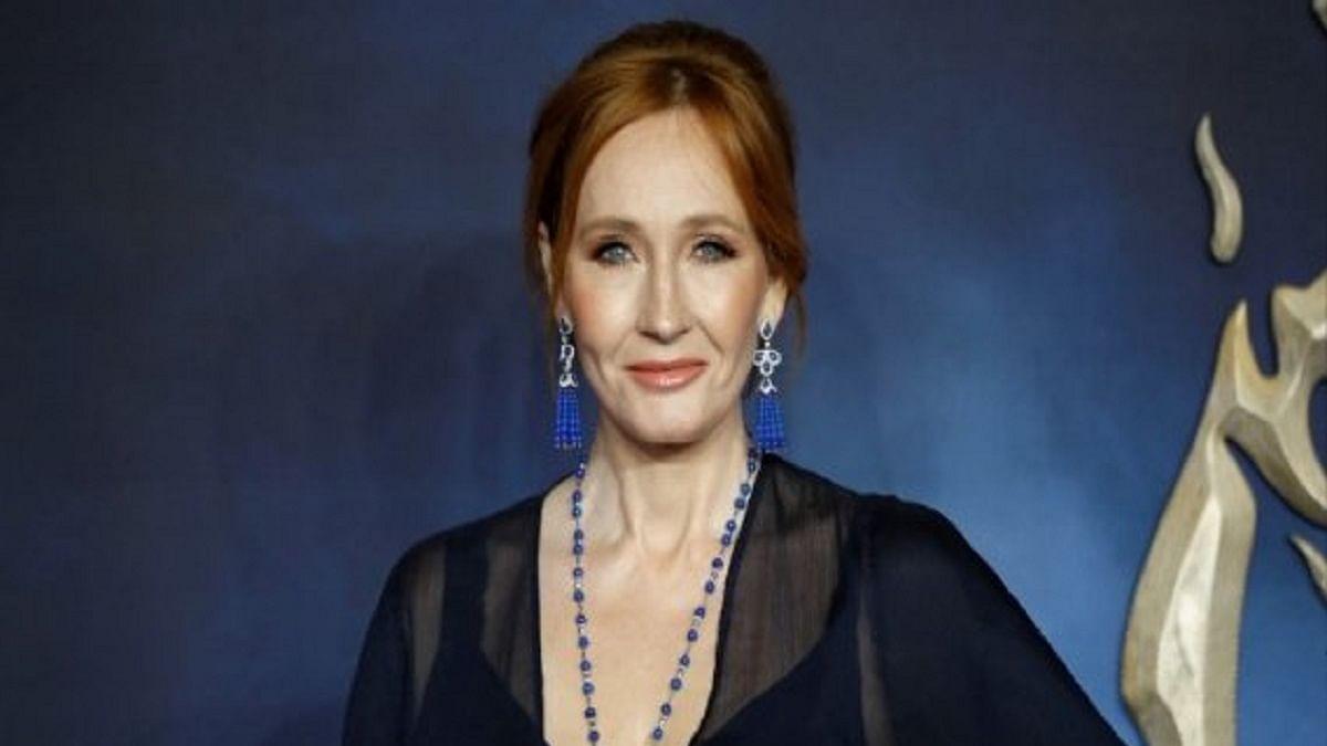 JK Rowling (Photo Courtesy: Twitter/@GeeksGamersCom)