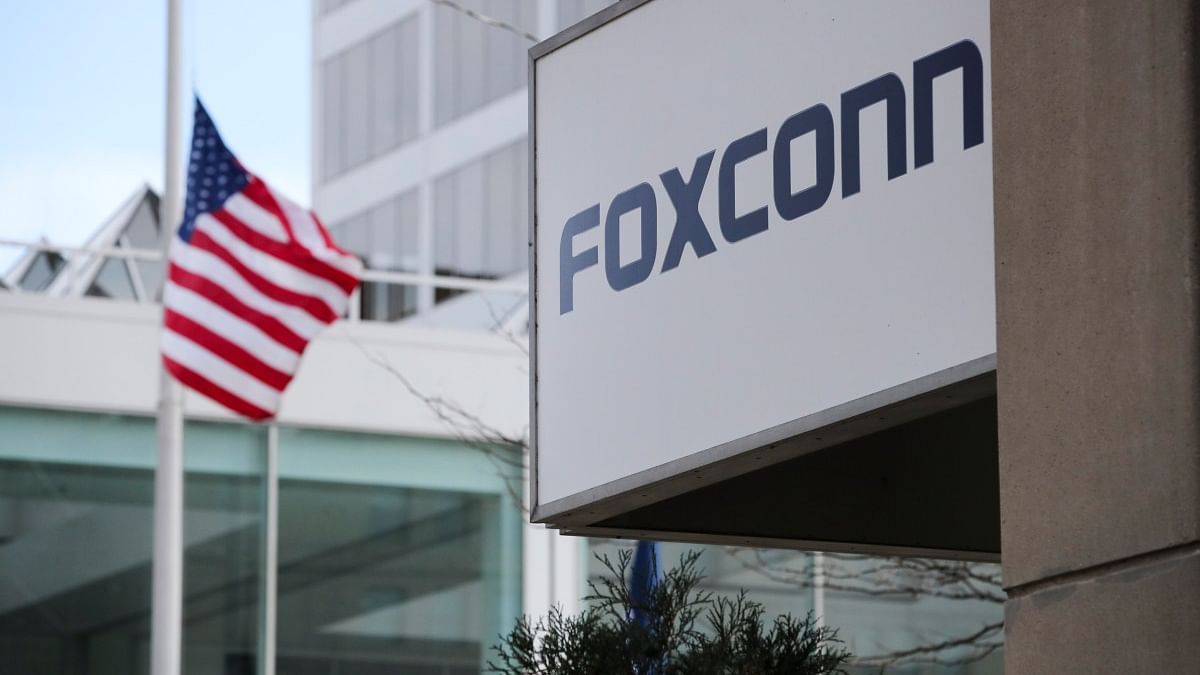 Foxconn rival Luxshare acquires Wistron's iPhone plant