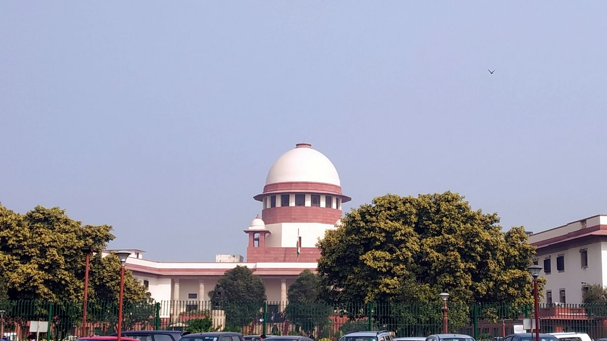 Supreme Court (File Photo: IANS)