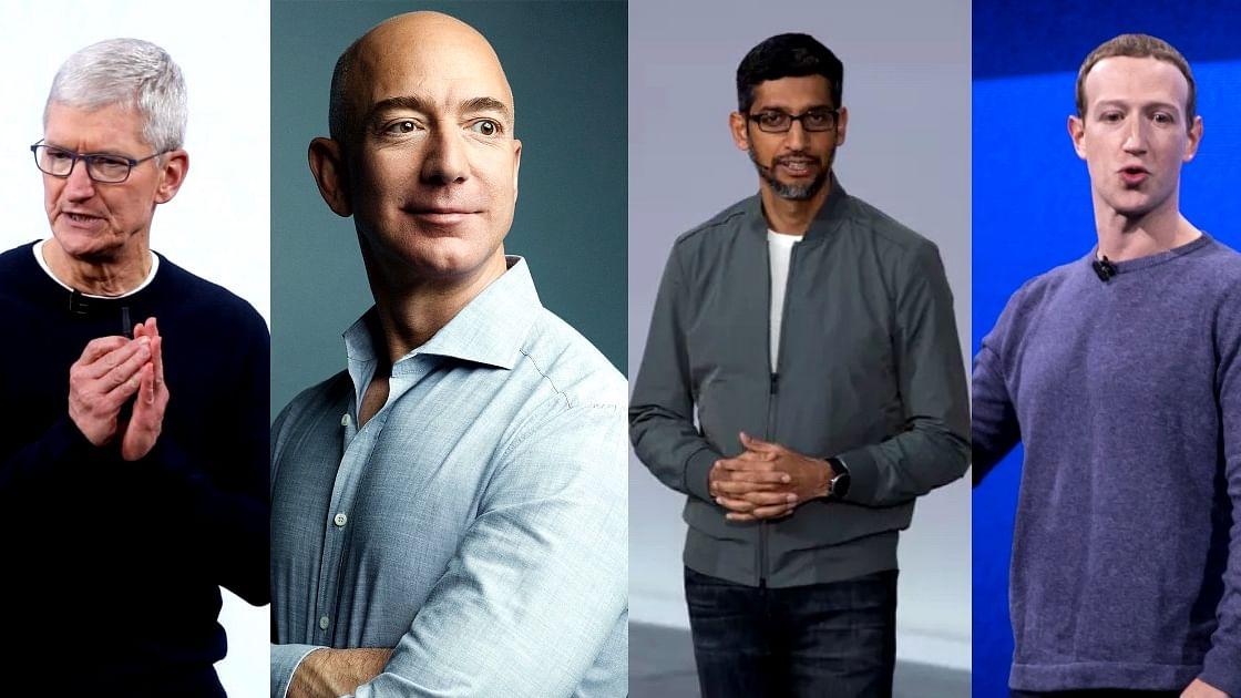 Pichai, Zuckerberg, Bezos, Cook take heat during US Congress grilling